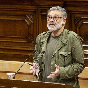 Carles Riera CUP  ple comisio drets civils i politics - Sergi Alcazar