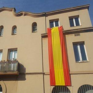 ajuntament vilanova cami bandera espanyola foto @noemitrucharte