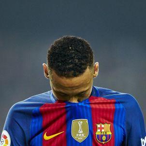 Neymar Barça Efe