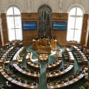 parlament dinamarca - Johan Wessman