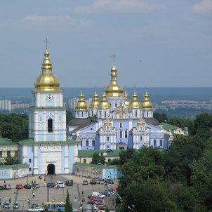 monestir sant miquel kiev esglesia ortodoxa ucraina foto wikimedia