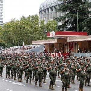 militars brigada paraciagudista hispanitat efe