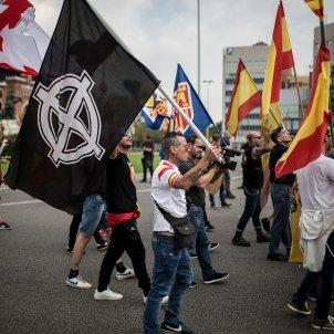 12-O, hispanitat, espanyolisme, democracia nacional, dn, ultra, feixisme (bona qualitat) - Carles Palacio