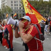 12-O Hispanitat Espanyolisme unionisme megàfon - Sergi Alcàzar