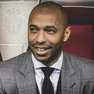 Thierry Henry Monaco   Moncao