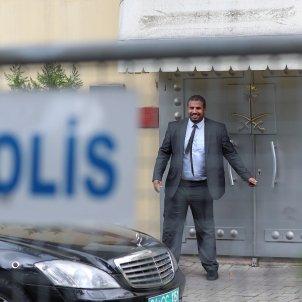 Jamal Khashoggi periodista asesinado consulado saudi estambul