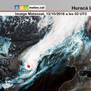 huracà Leslie Meteocat