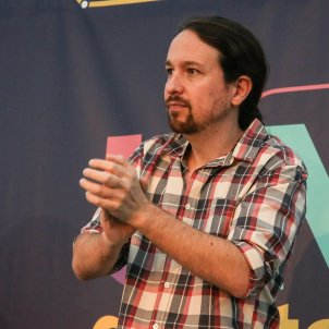 Pablo Iglesias Europa Press