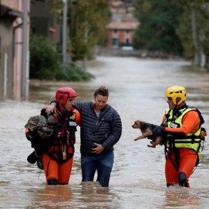 Carcassona inundacions EFE