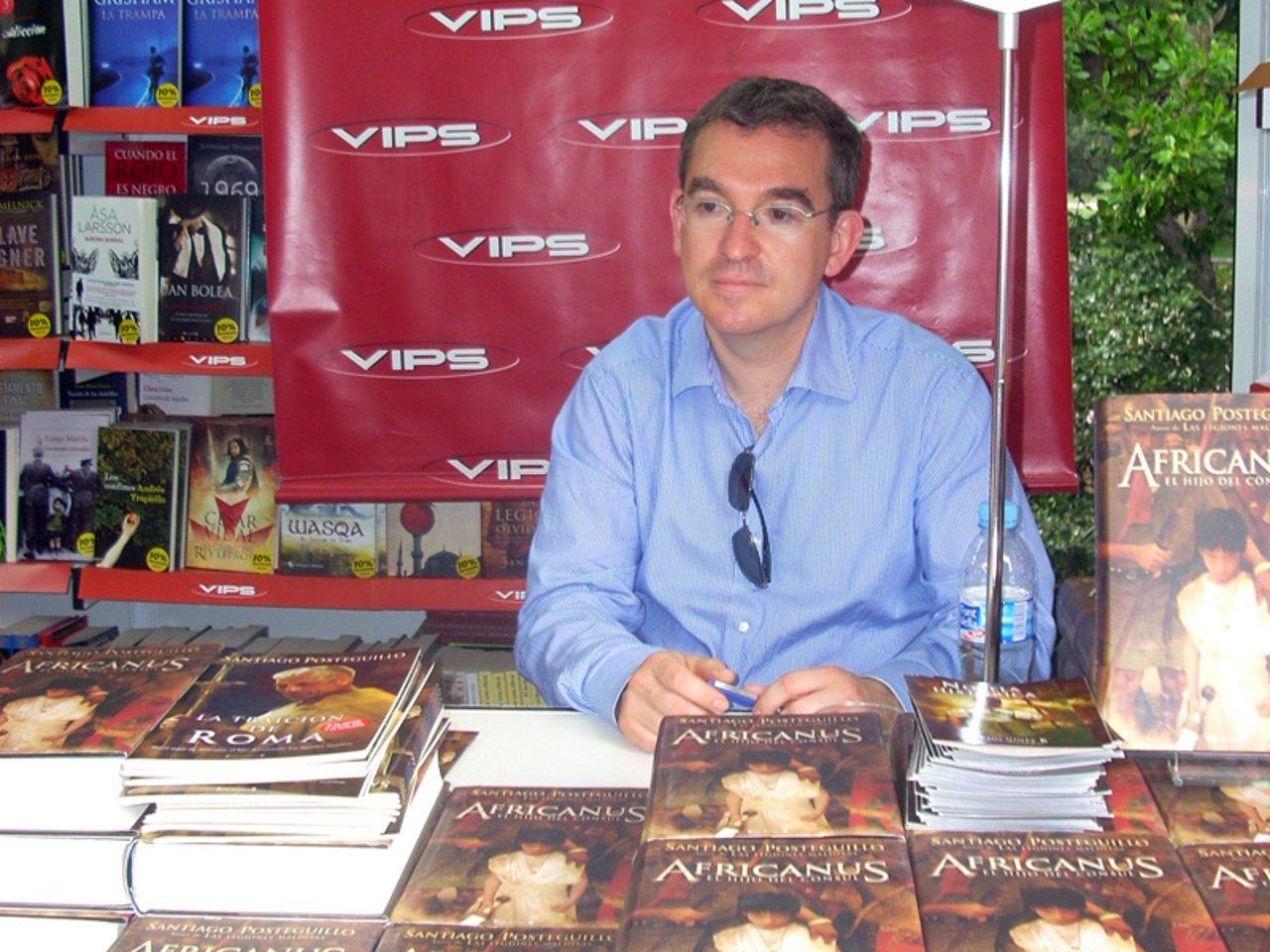Santiago posteguillo Adri Pareja Wikipedia