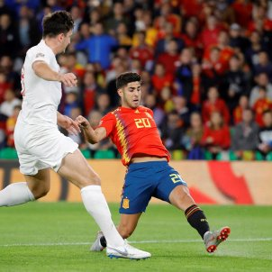 Marco Asensio Espanya Anglaterra EFE