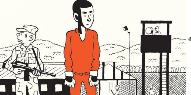 Jérôme Tubiana - Alexandre Franc, 'Guantánamo Kid'