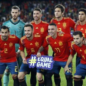 Espanya equip selecció espanyola EFE