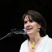 Vídeo: Paluzie carrega contra els mitjans en el seu discurs per la llibertat dels Jordis