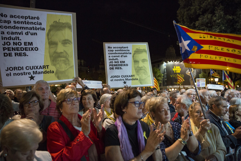 1 any preso Jordis Cuixart - Sergi Alcazar