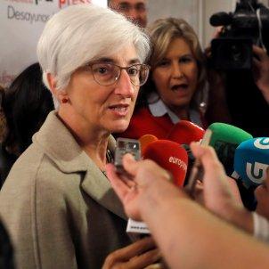 Maria José Segarra Fiscal general EFE