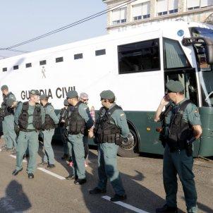 Guardia Civil Maçanet Selva operació marihuana