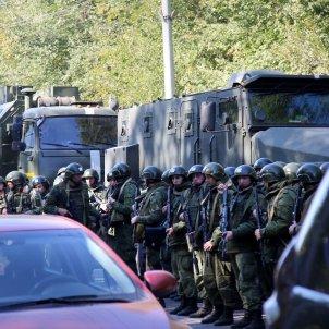 Crimea atac institut Efe