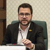 Comisió Pere Aragonès vicepresident Economia drets civils i polítics - Sergi Alcazar