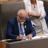jan peumans flandes parlament - acn