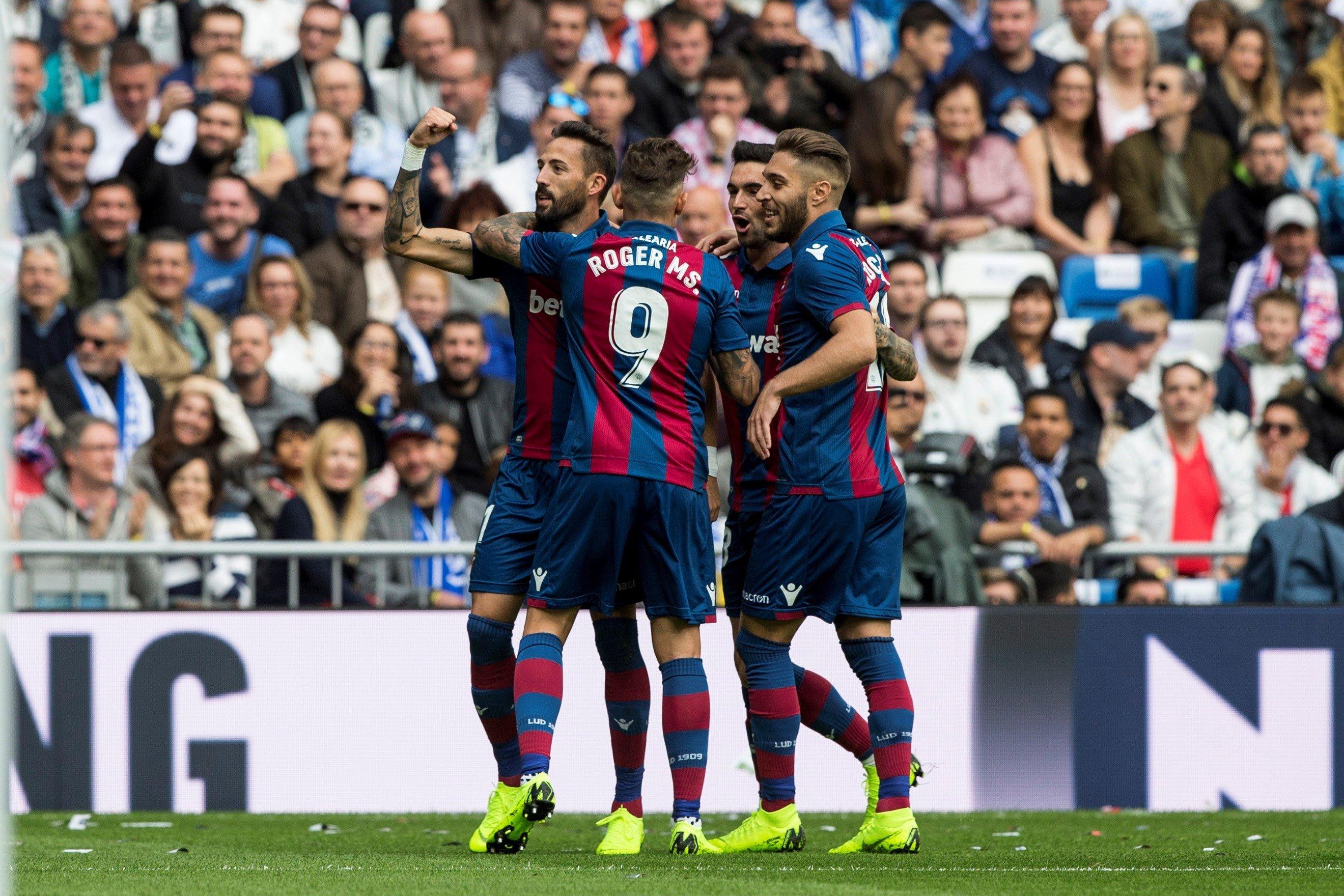 Madrid Llevant gol   EFE