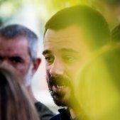lluc salellas declaracions roda de premsa cup palamos - Carles Palacio