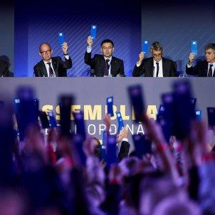 Bartomeu assemblea Barça EFE