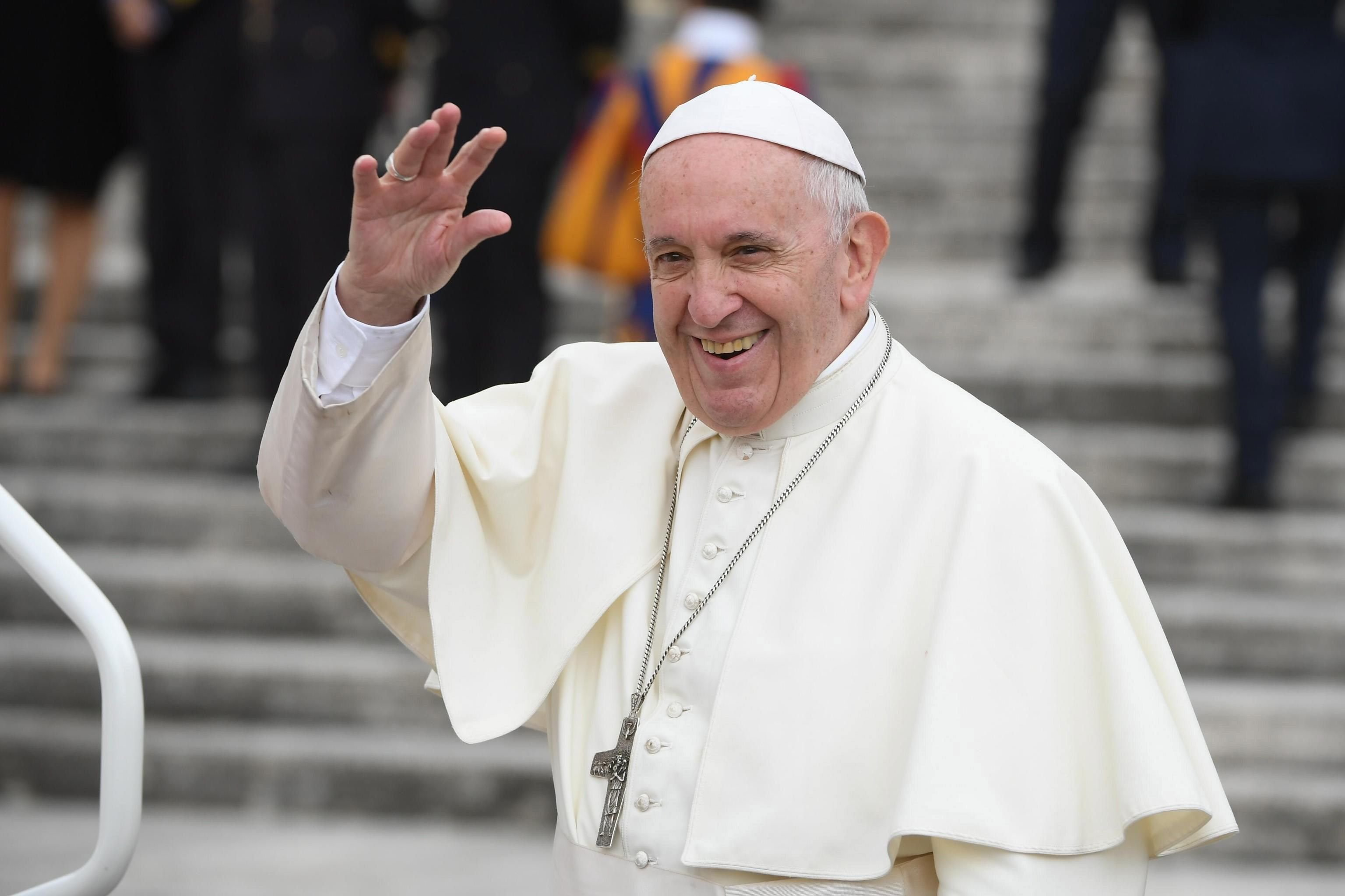 papa francesc efe