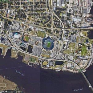 google maps jacksonville