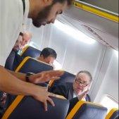 Home racista Ryanair