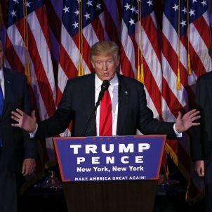 Trump guanya EFE