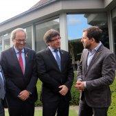 Puigdemont presidirà el Consell de la República i Comín en serà el responsable