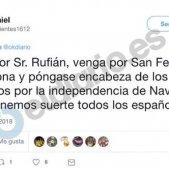 twitter rufian eldiario.es