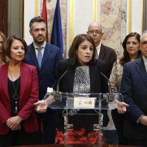 Adriana Lastra psoe europa press