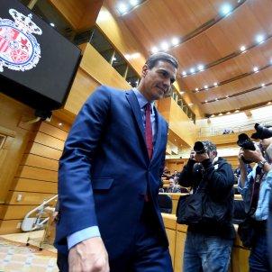 Pedro sanchez Senat Efe