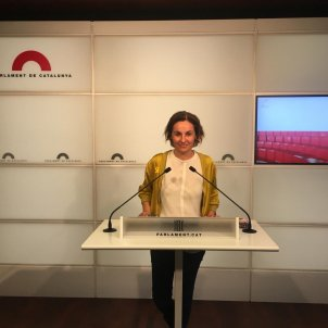 ELNACIONAL Anna Caula ERC Parlament