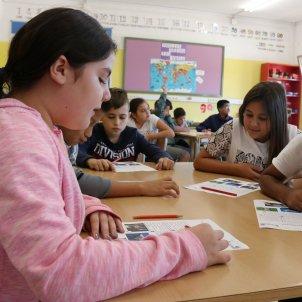 alumnes primaria escola - acn