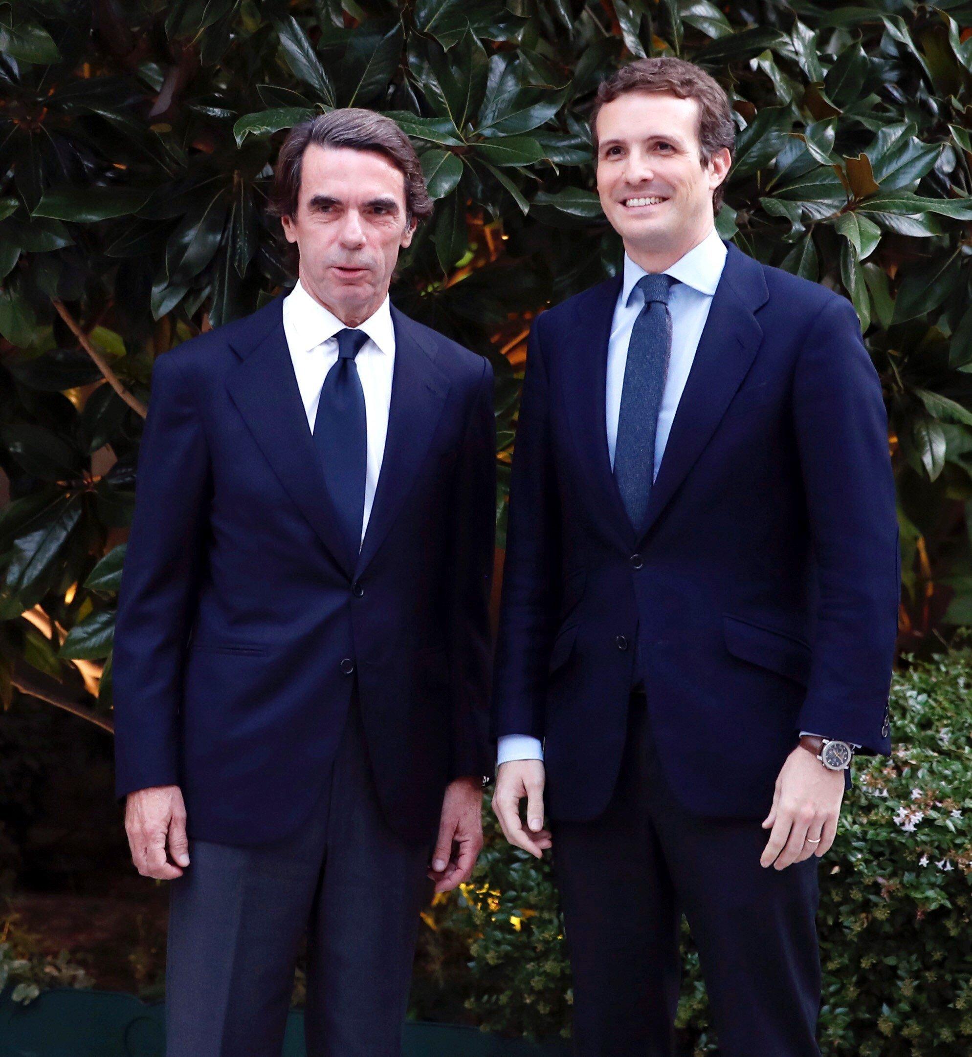 Casado Aznar - EFE