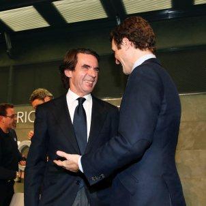 Aznar Casado - EFE