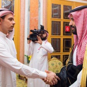 Princep Arabia Saudita familiar Khashoggi Efe