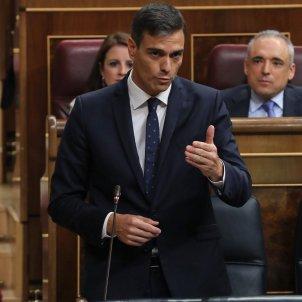 Pedro Sánchez Congrés - Efe