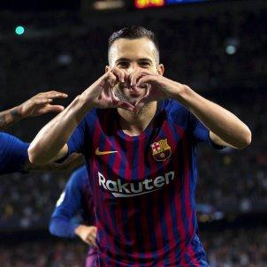 Barça Champions gol Jordi Alba Arturo Vidal Inter   EFE