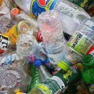 ampolles de plàstic public domain