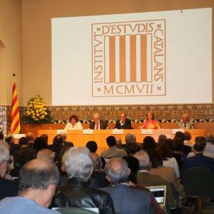 inauguració curs 2018 2019 Institut Estudis Catalans IEC