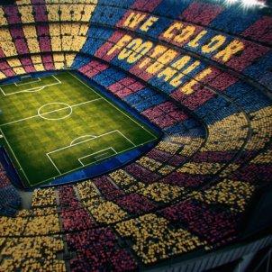 Mosaic Barça Madrid   FCB