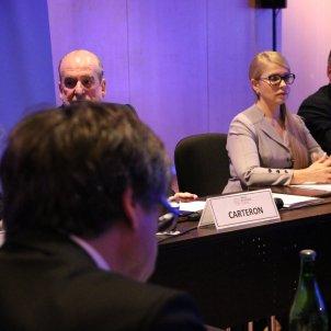 Puigdemont Ginebra Yulia Timoshenko exprimera ministra Ucraïna ACN