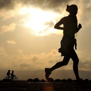 Running   pixabay