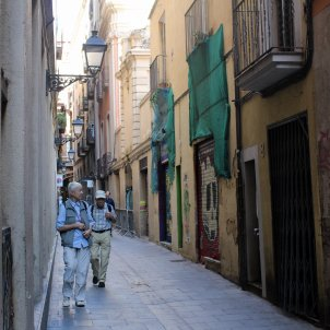 turistes barcelona verdaguer i callís