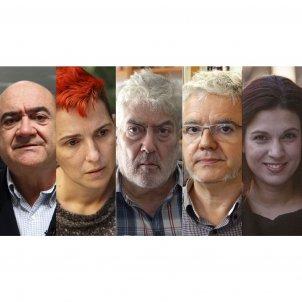 Qüestionari 27-O Quadrat - Monzó, Talegón, Olid, Barbeta i Màrius Serra