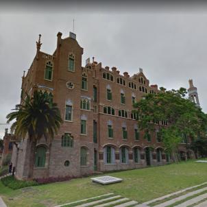 universitat onu barcelona   google maps